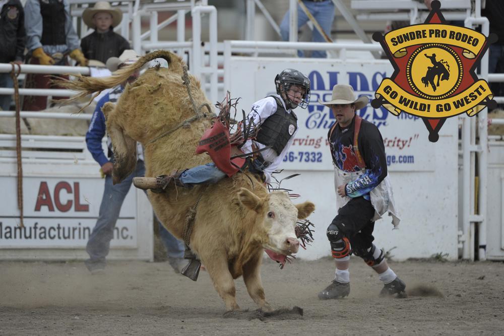 2012 Steer Riding