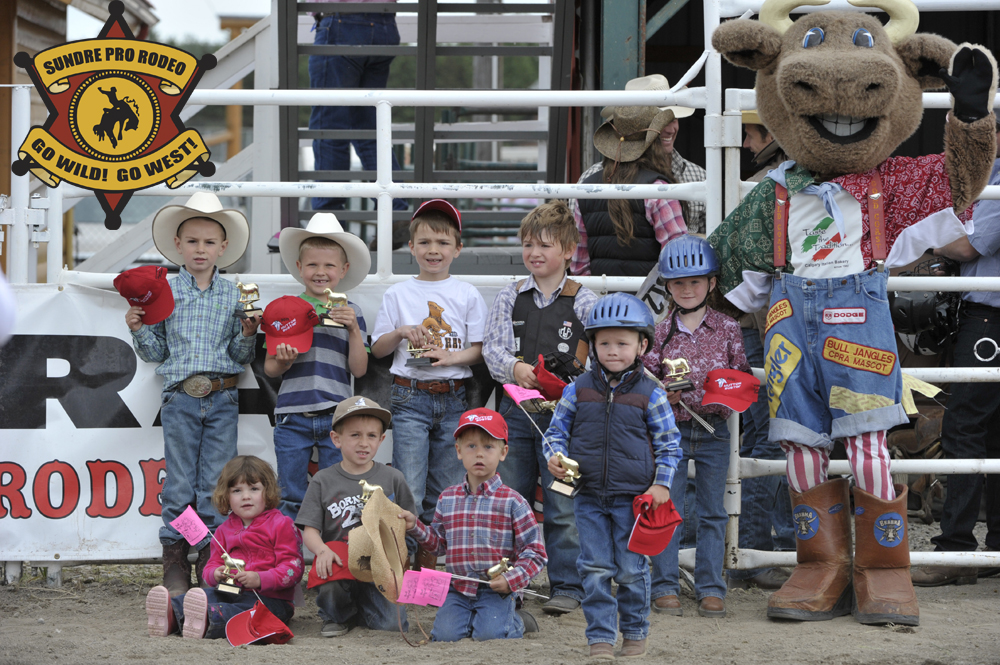 2011 Mutton Busting Champs