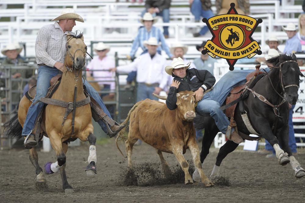 2012 Steer Wrestling