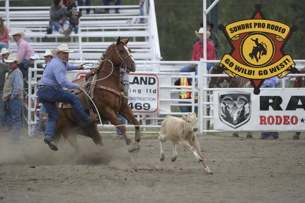 2012 Calf Roping