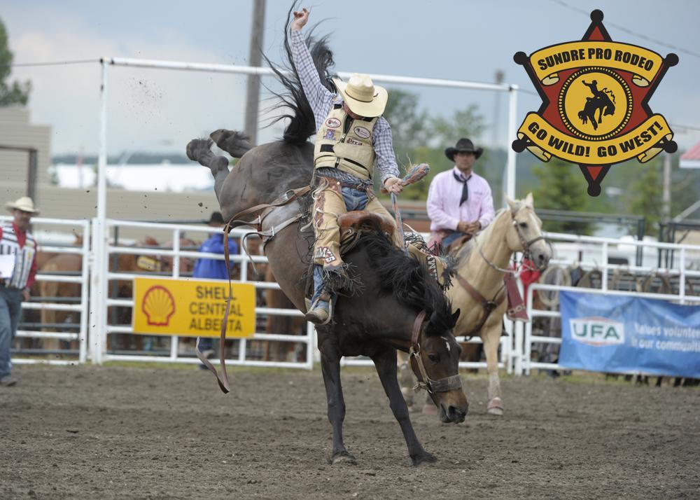 2012 Saddle Bronc