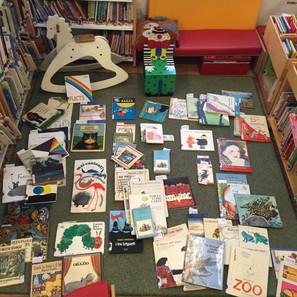 I libri dalle biblioteche