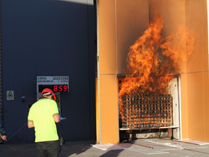Timber Structure protected from Fire meeting C/AS2 & VM