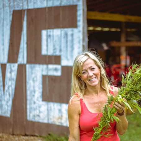 The adventures of a female hemp pioneer in North Carolina