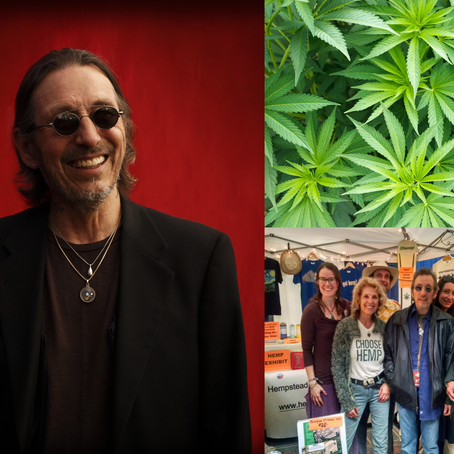 John Trudell and his Legacy in the Hemp World