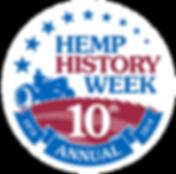 Hemp History Week Logo