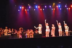 The Return of Vaudeville Cast!
