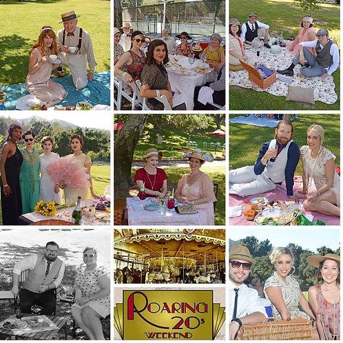 Roaring Twenties Vintage Lawn Party
