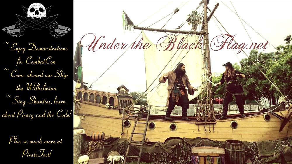 PirateFest Banner