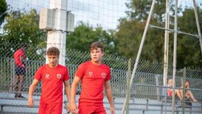 Evan Cesa intègre les U19 Nationaux | As Cannes