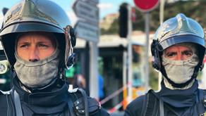 Site Pompiers de Nice | Réseaux Sociaux | Officiel