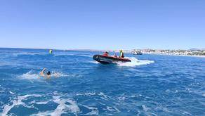 Sauveteurs en Mer | Clip pompier_nice