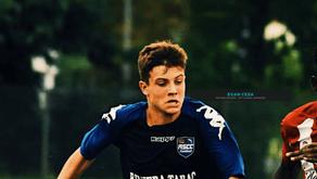 Evan Cesa   Football Player   latéral gauche