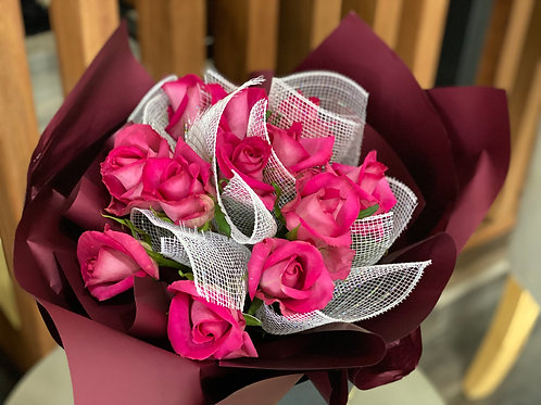 Rose Lover - 12 stems