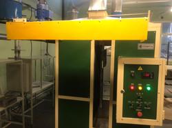 Печь терморадиационной сушки