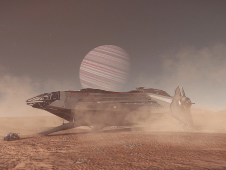 Contractor Rescue on Daymar!