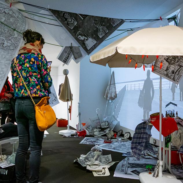 Installation Serena Alma Ferrario