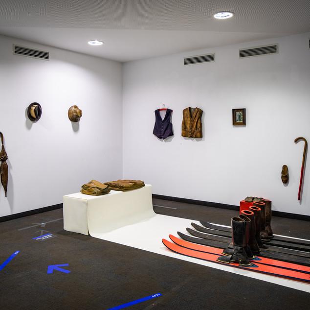 Installation Rudolf Kocsis