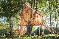 Детский дом на дереве, развлечение для детей на отдыхе, детский отдых на Селигере, Детский отдых на Селигере, Отдых с детьми на озере, Семейный отдых