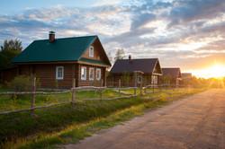 Русские дома