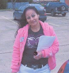 Safira Allen inmate penpal photo