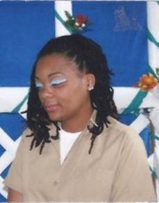 Khateefa McDaniel inmate penpal photo