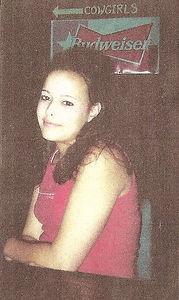 Tina Flores inmate penpal photo
