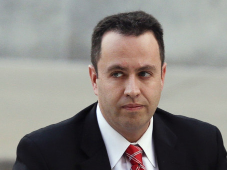 Inmate Who Beat Up Jared Fogle Receiving Tons of Fan Mail