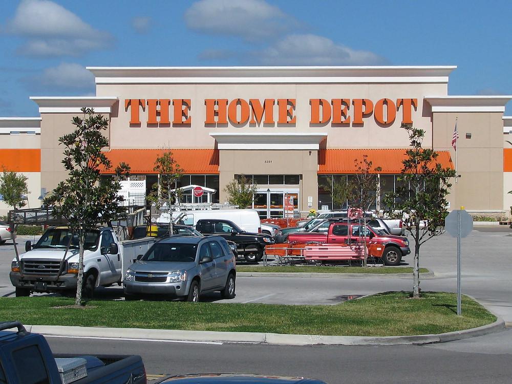 home depot shooting