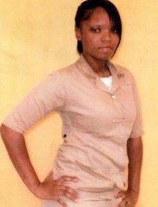 Charnae Harris inmate penpal photo