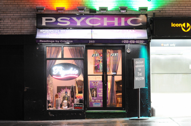 fraud psychic