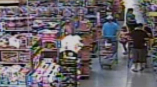 scott birk seen shoplifting on camera
