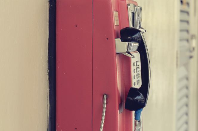 prison phone secretly records calls