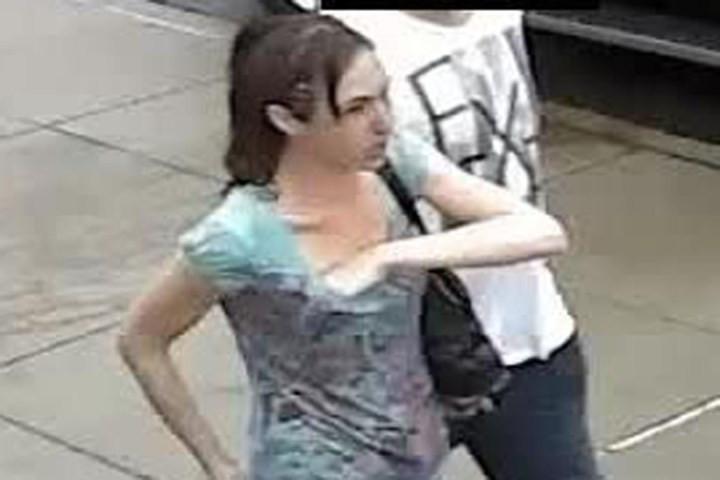 woman burglar