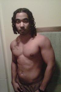 Kirk Alleyne inmate penpal photo