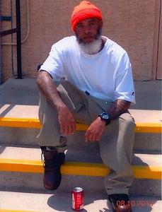 Sean Bellamy inmate penpal photo