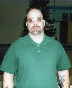 Jason Holmquist inmate penpal photo
