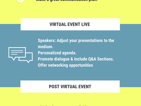 Attendee Engagement @Virtual Events