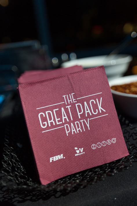 The Great Pack Party