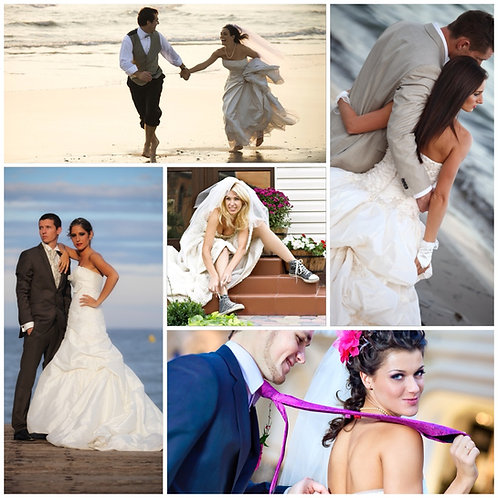 PHOTOS DE MARiAGE - MODULE 4