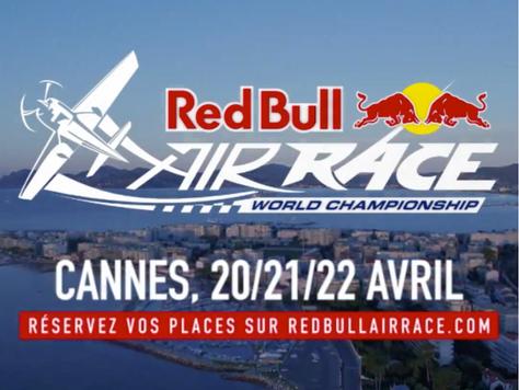 RECHERCHE 2 HÔTESSES POUR LE RED BULL AiR RACE