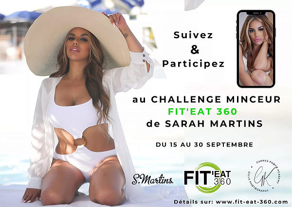 Concours Sarah Martins bY GillK
