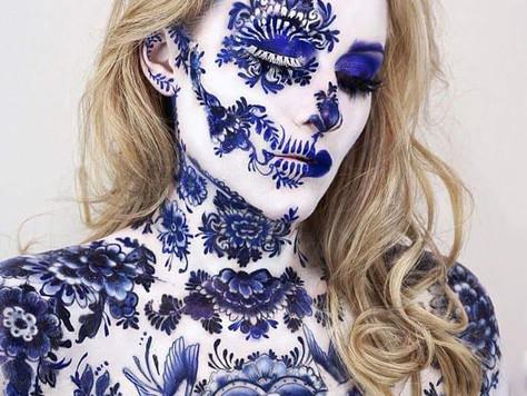 """CASTiNG : RECHERCHE JEUNE FEMME BODY PAiNTiNG """"PHOT'DRESS'ART"""""""