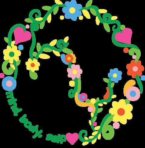 Honor Yoga Floral Logo