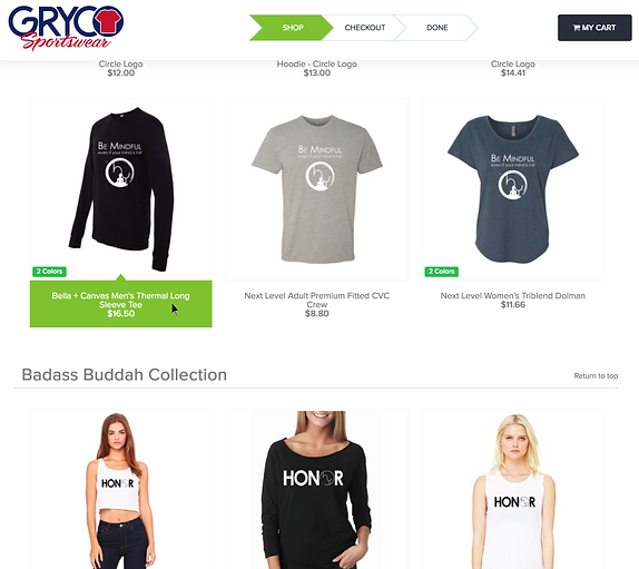 Online Store Image