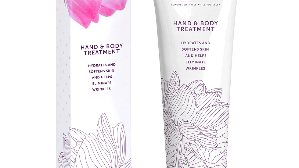 Silcskin Hand  & Body Treatment