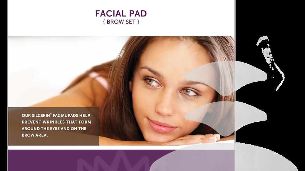Silcskin Facial Pad - Brow