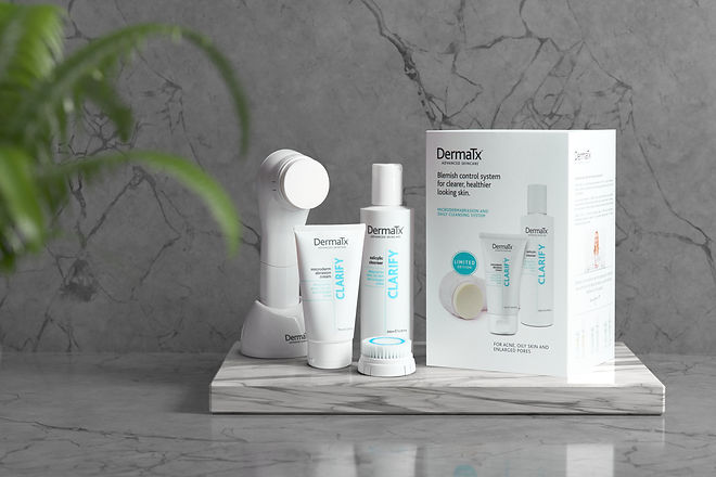 DermaTx - Clarify Range