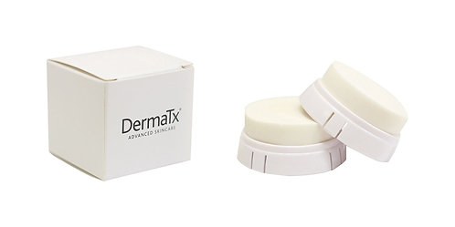 DermaTx Replacement Attachments (2 x Exfoliating Foam Heads)