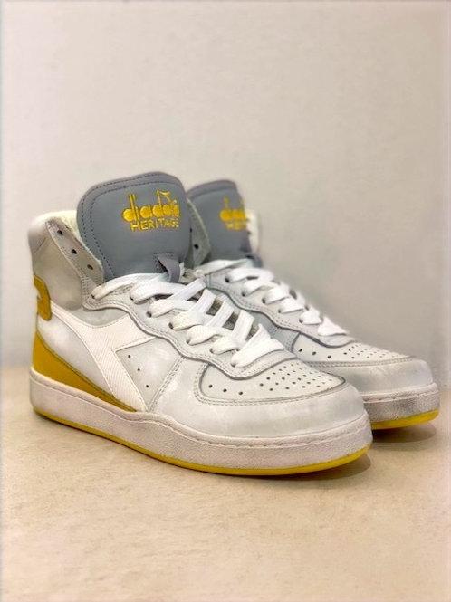 80382 - DIADORA mi basket yellow